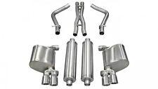 Engine Exhaust Valve Kit CORSA PERFORMANCE 14522 fits 2011 Dodge Charger 5.7L-V8