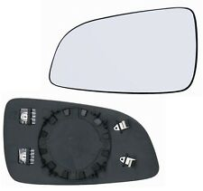 Spiegelglas links für Opel Astra H 3/04- Beheizbar Spiegel Glas Aspharisch