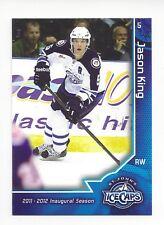 2011-12 St. John's IceCaps (AHL) Jason King