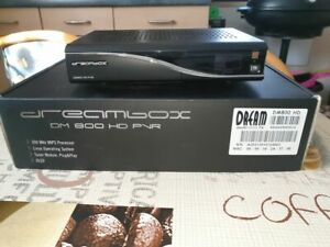 Dreambox 800HD PVR SAT Receiver ORIGINAL