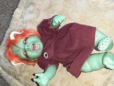 Devilynne - Krypt Kiddies Nib Uhl House Horror Baby Doll Only