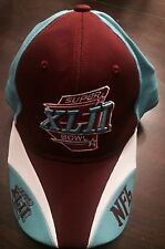 NFL Super Bowl XLII February 3, 2008 Ball Cap New With Sticker , No Tags