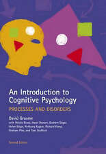An Introduction to Cognitive Psychology: Processes and Disorders by Anthony Esg…