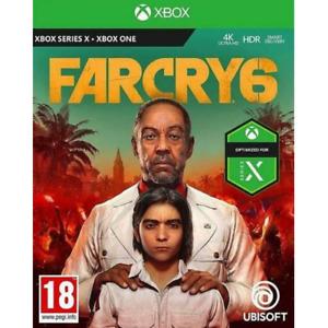 FAR CRY 6 XBOX ONE E SERIES X GIOCO IN ITALIANO
