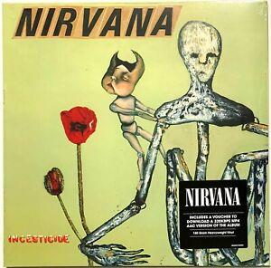 Nirvana - Incesticide [180-gram Heavyweight] LP Vinyl Record Album [New Sealed]