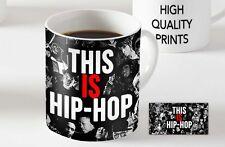 This Is Hip Hop Rappers Singers Legends Ceramic MUG