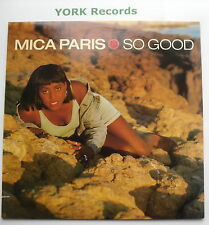 MICA PARIS - So Good - Excellent Condition LP Record Island 90970-1