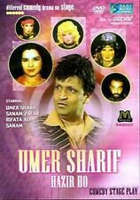 UMAR SHARIF HAZIR HO - PAKISTANI SUPER HIT URDU COMEDY STAGE COMEDY DRAMA DVD
