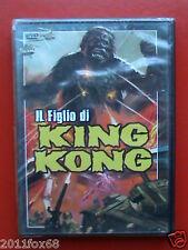 King Kong IL figlio di king kong Son of Kong USA 1933 dvd Nuovo e Sigillato