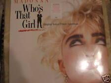 Madonna - Who's that girl - LP SIGILLATO