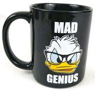 DONALD DUCK Mad Genius Authentic Disney Parks Coffee Mug Home Decor