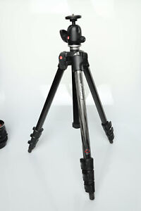 Manfrotto 732CY Carbon Fiber Travel Tripod with 494 Ball Head