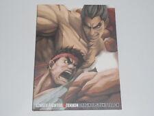 Street Fighter X Tekken Original Sound Track New (Korean verison)