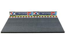 Diorama Circuit Valvoline / Longines / Pepsi - 1/43ème - #43-2-Z-AA-001