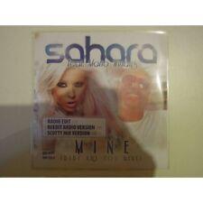 CD Maxi Promo VG+/VG+Sahara Feat. Mario Winans  -  Mine baby you are mine
