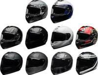 Bell SRT Helmet - Full Face Motorcyle Street Bike Riding Sun Visor DOT