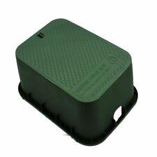 Control Valve Box Outdoor Garden Lawn Sprinkler Irrigation Water Cover Lid 17 in