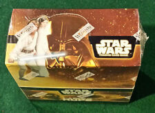 Star Wars TCG A New Hope Booster Box 36 packs of 11 cards Factory sealed