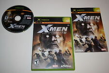 X-Men Legends II Rise of Apocalypse Microsoft Xbox Video Game Complete