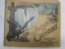 Más allá del océano naturaleza milagro y lugares de interés América