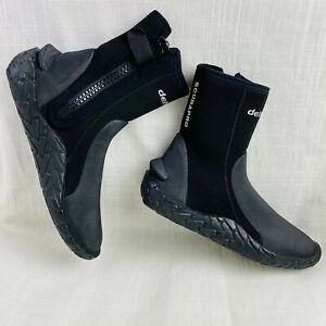ScubaPro Delta 5 Boots Men's 8 Medium Women's 9 EXCELLENT