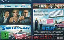 Blu-Ray $5 FIVE DOLLARS A DAY 2008 Christopher Walken Sharon Stone Region B NEW