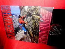 DAVID LEE ROTH Skyscraper LP 1988 ITALY EX+ Inner