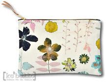 Tasche Flores 18x28 Tranquillo Kosmetiktasche Schminktäschchen Landhaus