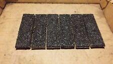 Bowser 55 ton twin bay coal loads - HO scale - Handmade Sets