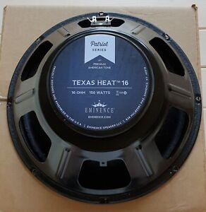 """Eminence Texas Heat 12"""" 150 watt 16 ohm Speaker"""