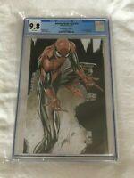 Amazing Spider-man #14, NM/M CGC 9.8, J. Scott Campbell Spider-Man Virgin Cover