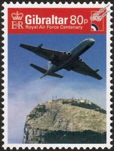 RAF Hawker Siddeley NIMROD MR.1 Reconnaissance Aircraft Stamp (2018 Gibraltar)