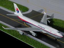 1/400 Gemini Jets Malaysia Airlines Boeing 747-400 9M-MHL Kuala Lumpur GJMAS299