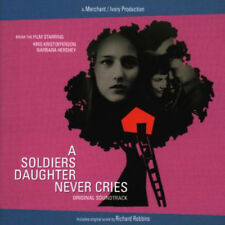 """A soldiers daughter never cries""-Film Soundtrack-Richard Robbins-Bowie-10cc-NEW"
