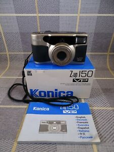 Konica Z-up 150 VP 35mm Point and Shoot Camera