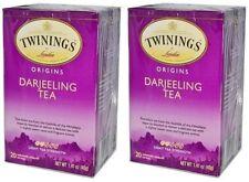 Twinings Of London Origins Darjeeling Tea 2 Box Pack