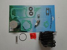 Husqvarna 55, 55 Rancher cylinder kit ,spark plug, oil seals ,overhaul kit 46mm