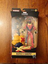 Marvel Legends BAF Strong Guy Marvel's Sunspot Action Figure