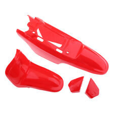 Plastic Front Rear  Cover Kit for Yamaha PW50 PY50 PEEWEE 50 Red