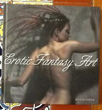Erotic Fantasy Art (2008, Hardcover)