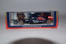 Promo Japan - Toro Rosso STR9 , Abu Dhabi GP 2014  Verstappen 1st F1 Test 1:43