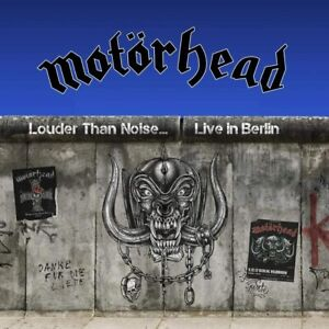 Motörhead - Louder Than Noise… Live in Berlin [CD] Sent Sameday*