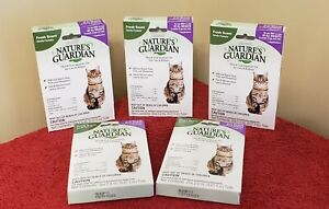 Nature's Guardian Flea & Tick Squeeze-On for Cats & Kittens | Lot