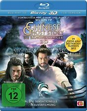 A Chinese Ghost Story-la dämonenkrieger 2d/3d Blu Ray