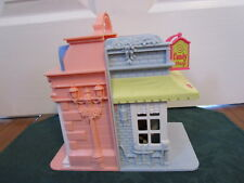 Fisher Price Sweet Streets Dance Studio - Candy Shop Dollhouse  Building