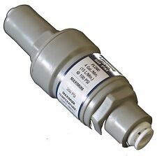"Pressure Regulator Filter Protection 1/4"" Quick Connect RO Water System 60 PSI"