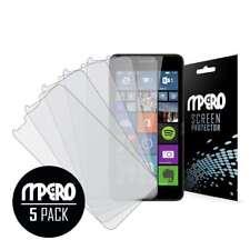 Microsoft Lumia 640 Screen Protector Cover, Matte Anti-Glare 5-Pack - MPERO