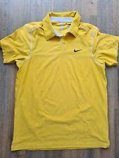 Nike Roger Federer Indian Wells 2011 Shirt, RF Tennis, Size M, Rare.