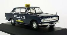 Vanguards 1/43 Scale VA04606 Ford Zephyr 6 MK3 Apollo Lea Valley Taxi Model Car