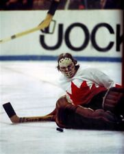 Ken Dryden team Canada 1972 8x10 Photo